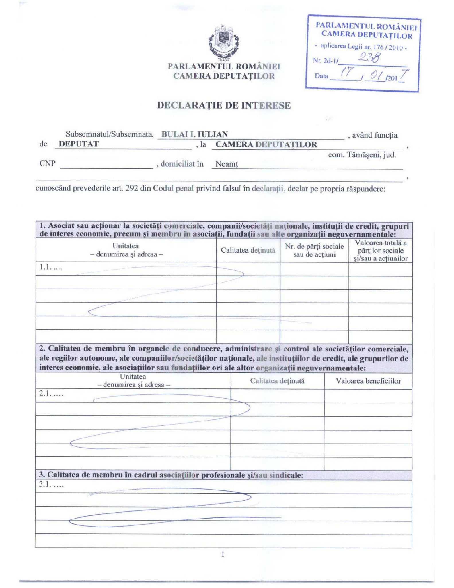 Iulian Bulai - Declaratie de interese-page-001